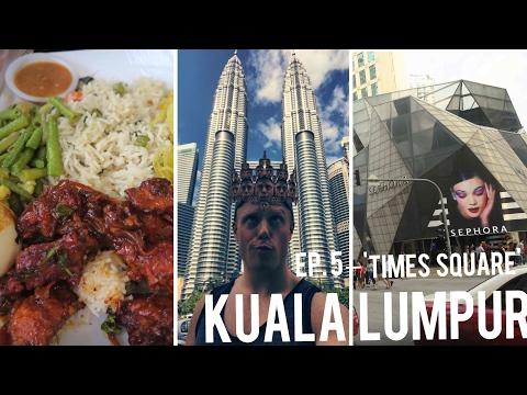 3 Days in KL Ep.5 🇲🇾 City Center KLCC Tour + Best Indian Malaysian Food Restaurant – Kuala Lumpur