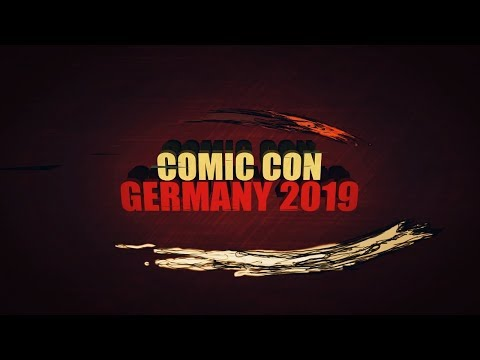 Comic Con Germany 2019 Eventvideo