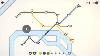 Video Mini Metro - Gameplay FR - Découverte d'un jeu de réflexion basé sur la logistique de passagers MP3, 3GP, MP4, WEBM, AVI, FLV Mei 2017