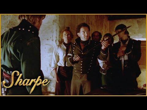 Sharpe Gets Some Final Words Of Wisdom | Sharpe