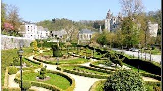 Durbuy la ciudad más pequeño del mundo en Valonia - Bélgica