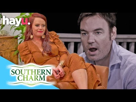 Kathryn Dennis Can't Keep Her Night With Whitney A Secret! | Season 6 | Southern CHarm