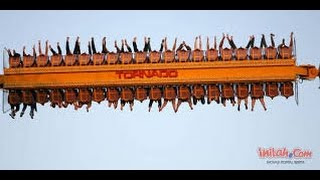Video WAHANA TORNADO - DUFAN ANCOL  THEME PARK INDONESIA MP3, 3GP, MP4, WEBM, AVI, FLV Juni 2017