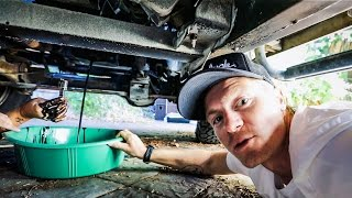 Can't actually wait to learn more about my Land Rover and get stuck into the mechanics of it! Super fun and actually far more simple than I first thought! Thanks Andrea :)Vlog Ep.1097 - SUBSCRIBE - http://tinyurl.com/BrowniesRule✩ Instagram - http://instagram.com/MrBenBrown✩ Twitter - http://twitter.com/MrBenBrown✩ Blog/Website - http://www.mrbenbrown.com✩ FaceBook - http://facebook.com/mrbenbrown✩ Spotify - http://open.spotify.com/user/mrbenbrownThis day 1 year ago - https://www.youtube.com/watch?v=xEKuBV0SLy0Check Andrea -http://instagram.com/andreamasselli0710Check Nicole - https://www.youtube.com/user/therealnicoleeddyhttp://twitter.com/NicoleEddy1http://instagram.com/NicoleEddyhttp://nicoleeddy.comSnapchat - NicoleEddy1Check Aaron - https://www.instagram.com/aaronwsailor/__Music - 'Life Is Everywhere' - by Arms & SleepersTwitter - https://twitter.com/armsandsleepersBandcamp - https://wearearmsandsleepers.bandcamp.comWebsite - http://armsandsleepers.comSpotify - https://open.spotify.com/artist/0KjF9pkI2bO9EMuB7LnHqPEnd Music - 'Wow Mate' - by MORE // NIGHTSoundcloud - https://soundcloud.com/morenightmusic/woi-mateTwitter - https://twitter.com/MOREIINIGHT__VLOG CAMERA SET UP - Canon 5D mk IVCanon 16-35 2.8 L IIISennheiser MKE 400 PHOTOGRAPHY - Canon 1D & 5D mk3 - http://goo.gl/NjMLAqCanon 24-70 2.8 - http://goo.gl/Jh5vWaCanon 24mm 1.4 - http://goo.gl/jFcBI1Canon 35mm 1.4 - http://goo.gl/I0RKwTCanon 16-35 2.8 - http://goo.gl/T63pleEXTRASBackpack - http://goo.gl/IAsAokDji Osmo - http://goo.gl/AakJbeGoPro Session - http://goo.gl/xyAxHNGoPro Hero 4 Black - http://goo.gl/lHLYIT__FAQs - for those of you bright enough to read the description before commenting with the same boring questions ... :)- How old are you? - 30- Where do you live? - Surrey, UK & Cape Town South Africa- What hair product do you use? - Sea water and/or Ruffians Wax - What do you ask for at the hairdresser? - shorter on the sides than the top.- What breed of dog is Alfie & Georgie? - Tibetan Terrie
