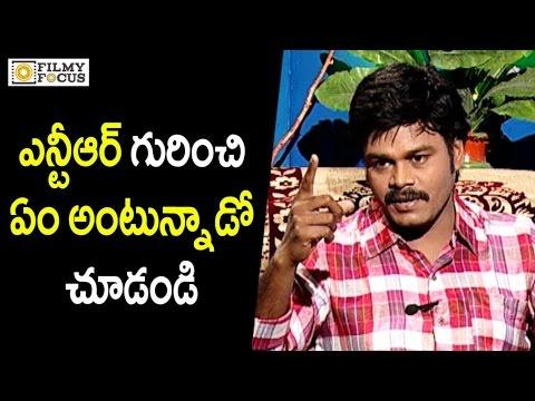 Sapthagiri says I Used NTR Dialogue for Publicity - Filmyfocus.com (видео)