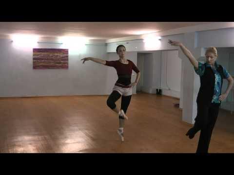 ロシア レニングラード バレエ レッスン サンクトペテルブルク 3