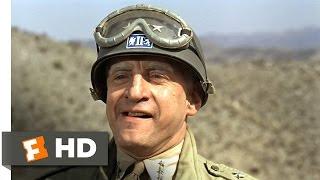 Patton movie clips: http://j.mp/1Ip2pdq BUY THE MOVIE: iTunes - http://apple.co/1JtHfvZ Google Play - http://bit.ly/1MqaIH4 Amazon - http://amzn.to/1HNmQOe F...