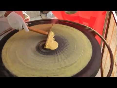 how to make jian bing batter