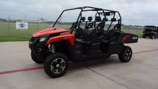 5. $15,499:  2017 Arctic Cat 700 HDX XT Crew Overview and Review