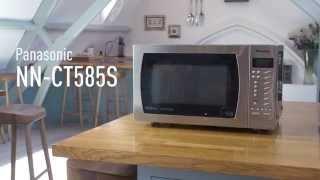Panasonic NN-CT585S Microwave