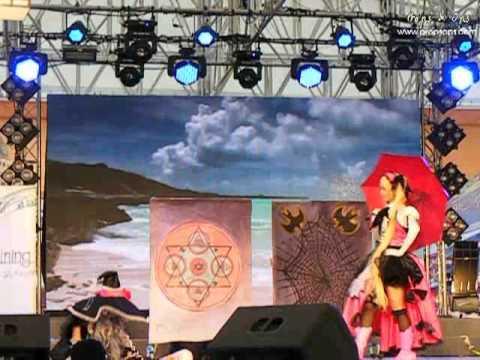 Japan Festa in Bangkok 2012 by Mainichi – Team 3 – Shining Hearts