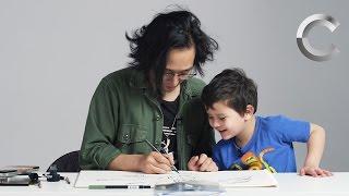 Video Kids Describe God to an Illustrator | Kids Describe | Cut MP3, 3GP, MP4, WEBM, AVI, FLV Maret 2018