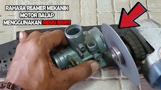 Video RAHASIA REAMER KARBU MECHANIK KALBAR MENGGUNAKAN MESIN BOR MP3, 3GP, MP4, WEBM, AVI, FLV Mei 2019