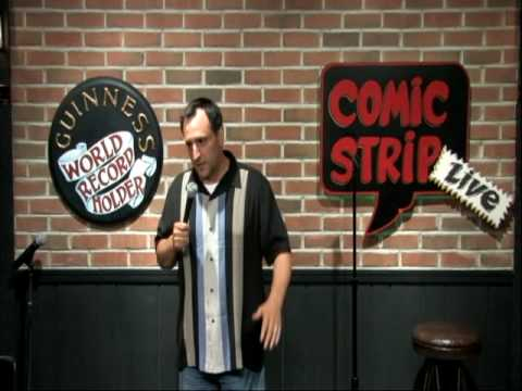 Chris Zito at Comic Strip
