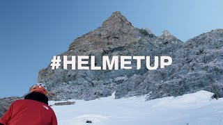 #HelmetUp [3/5] Mountaineering with Mathieu Maynadier - Petzl by Petzl Sport