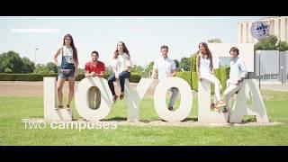 Flip-flop Media - Vídeo promoción Internacional Universidad Loyola Andalucia