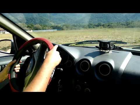 Prova do Detran em Mangaratiba (carro)