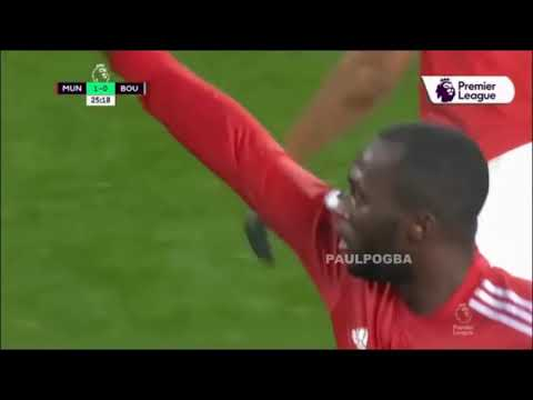 Manchester United vs AFC Bournemouth 1 0 All Goals & Highlight Extended EPL 20