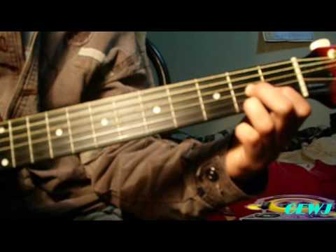 Toca tu primera cancion en guitarra en 4 minutos para principiantes - Muy facil - HD