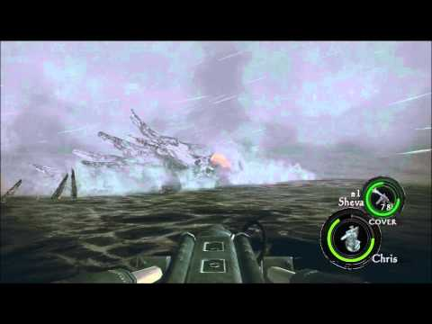 preview-Let\'s Play Resident Evil 5! - 015 - Let\'s take down Irving! (ctye85)