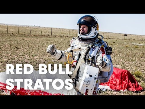 Mission Accomplished - Red Bull Stratos - World Record 