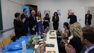 Na Filozofskom fakultetu otvoren Kabinet za ruski jezik