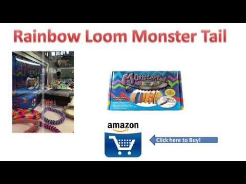 Rainbow Loom Monster Tail – Where to Buy