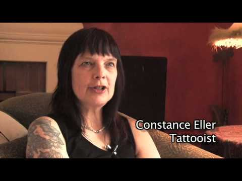 Covered is a documentary about heavily tattooed women and female tattooists,