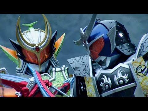 MAD Toki no Hana - Kamen Rider Girls (Jinba Lemon Arms) (видео)