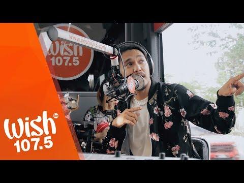 "Benj Manalo performs ""Trip"" LIVE on Wish 107.5 Bus"