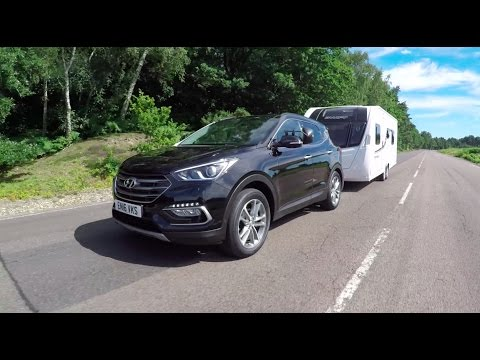 The Practical Caravan Hyundai Santa Fe review