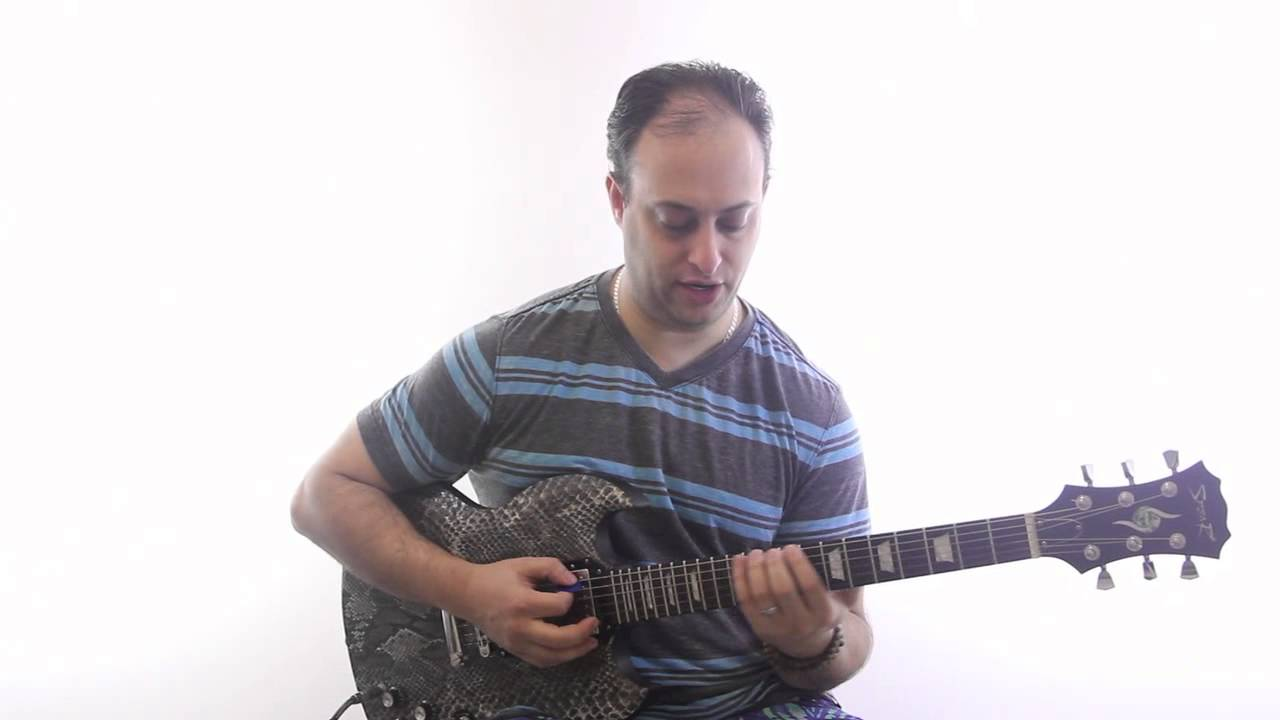 6 Most Important Guitar Scales – Lead Guitar Lesson on Main Scales