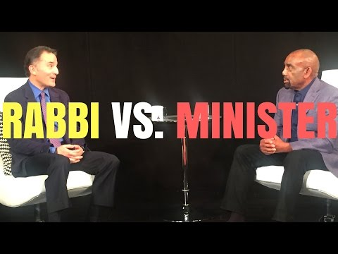 Rabbi and Minister Clash in Bold Talk on Human Nature, Love, and Israel (Ep. 9 | Season 3)