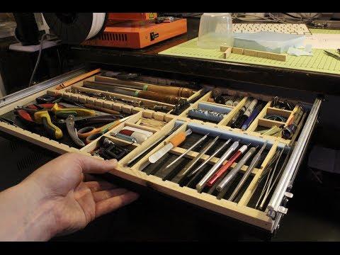 Make An Under Desk Tool Drawer Boing Boing