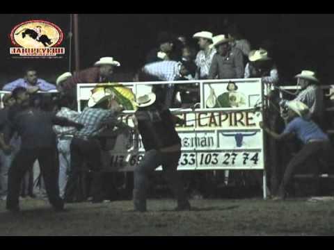 ¡¡CIERRE DE FERIA EN IGUALA Gro.!! Rancho La Mision, El Guamuchil y Capire 2012.