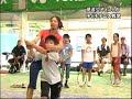 伊達公子さんらが子供テニス教室