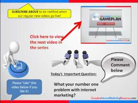MAKE MONEY ONLINE   Internet Marketing Fully Explained In Less Than 5 Hours!