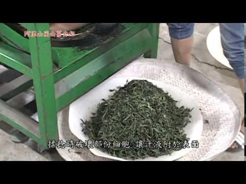 2014阿里山鄉農會《阿里山高山茶介紹》