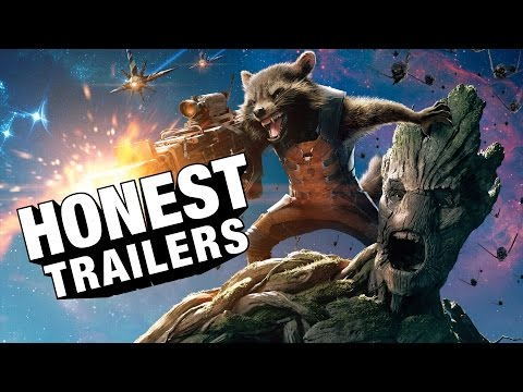 An Honest Trailer for Guardians of the Galaxy