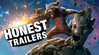 Video Honest Trailers - Guardians of the Galaxy MP3, 3GP, MP4, WEBM, AVI, FLV Februari 2019