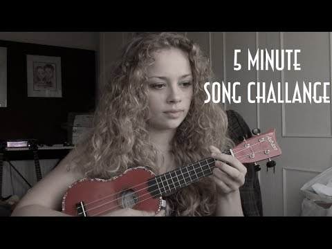 5 minute - Watch me do my brother's 5 minute song challenge! Original : http://www.youtube.com/watch?v=AhsuhD2kiec The War of the Worlds Tickets!: www.thewaroftheworlds...