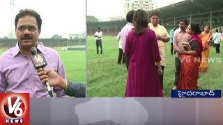 Maha Bathukamma : TS Tourism Secretary Burra Venkatesham On Arrangements At LB Stadium