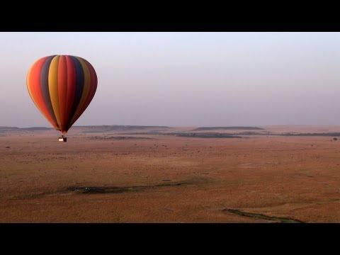 Kenya: Hot air balloon safari over Masai Mara
