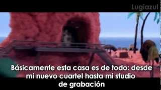 Gorillaz - Journey to Plastic Beach Subtitulado en Español (HD)