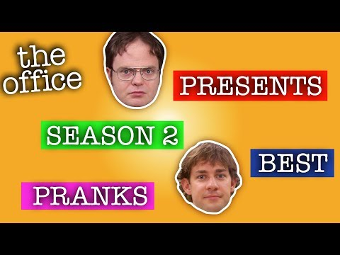 BEST PRANKS From Season 2 - The Office US