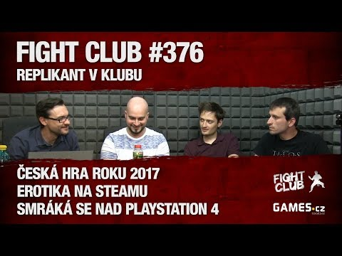 Fight Club #376: Replikant v klubu (видео)