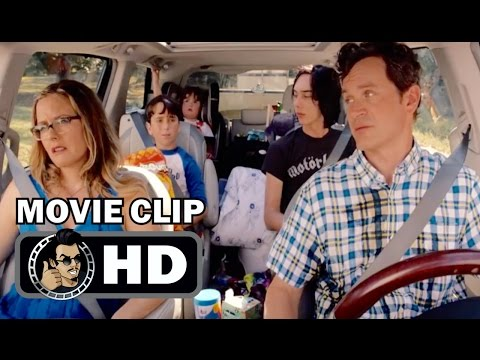 DIARY OF A WIMPY KID: THE LONG HAUL Movie Clip - Seagulls (2017) Alicia Silverstone Family Comedy HD