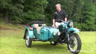 6. 2013 Ural Adventure Patrol Limited Edition, Ural of New England, Boxborough MA