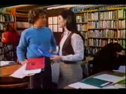 Trapper Keeper Commercial from the '80s