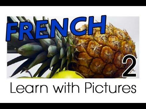 Vokabeln Französische Früchte